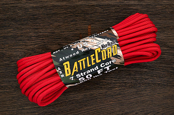 Battlecord 2650 red, 1 метр