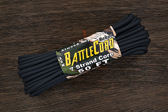 Battlecord 2650 black, 1 метр